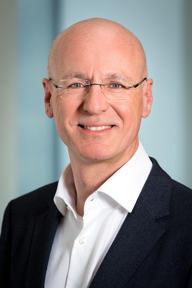 Portraitfoto von Gerhard Habitzl