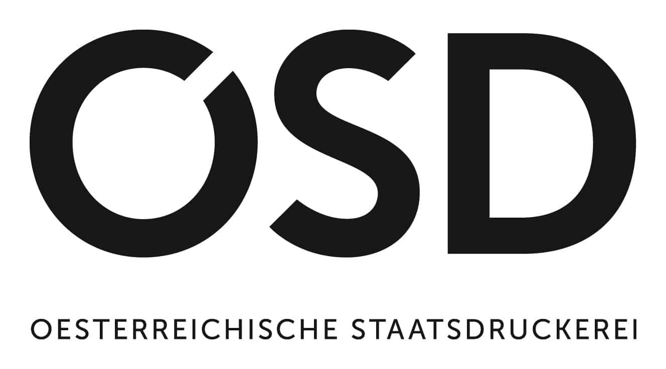 Logo Österreichische Staatsdruckerei